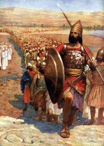Joshua_leads_army_1133-41