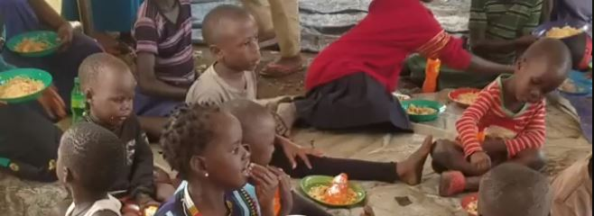 Steet children project 2018